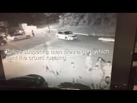 Kalahari Resorts security footage