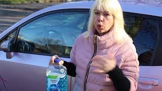Как залить жидкость стеклоочистителя?