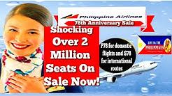 Philippine Airlines Promo Fares 2019
