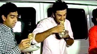A midnight adventure with Ranbir Kapoor