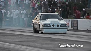 Grudge N/T SGMP Silver Dollar Dragway Sept. 19 & 20 2015