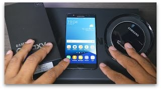 Samsung Note 7 Unboxing! Pretty Sweet.