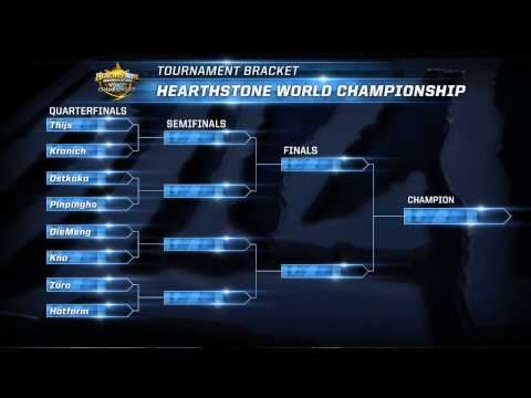 Heroes of the Storm World Championship Deciders and Semi-finals