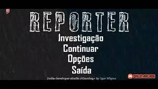 live de Reporter jogo de terror!! CAPITULO IV