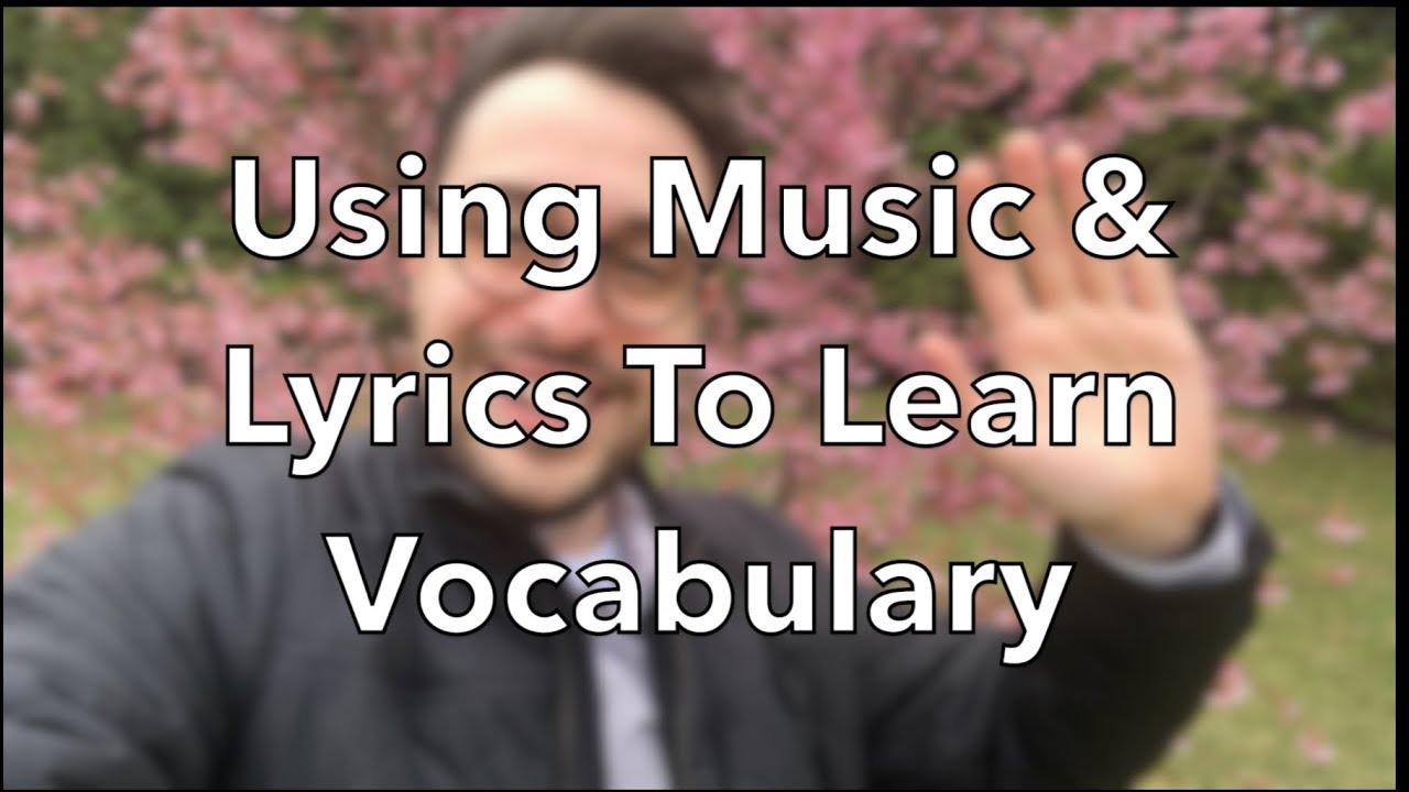 How To Learn Italian English With Music Video In Italian