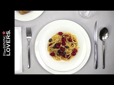 How To Eat Spaghetti   Fine Dining Lovers by SPellegrino & Acqua Panna