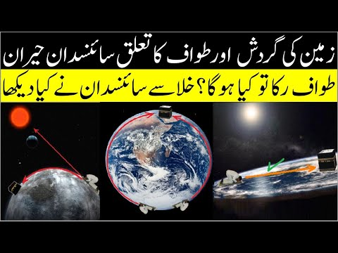 Amazing Relation Between Tawaf E Kaaba And Rotation Of Earth
