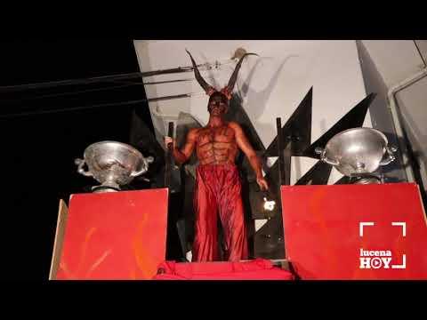 """VÍDEO: Pasacalles de la """"Leyenda de la Encantá"""" en Almedinilla"""