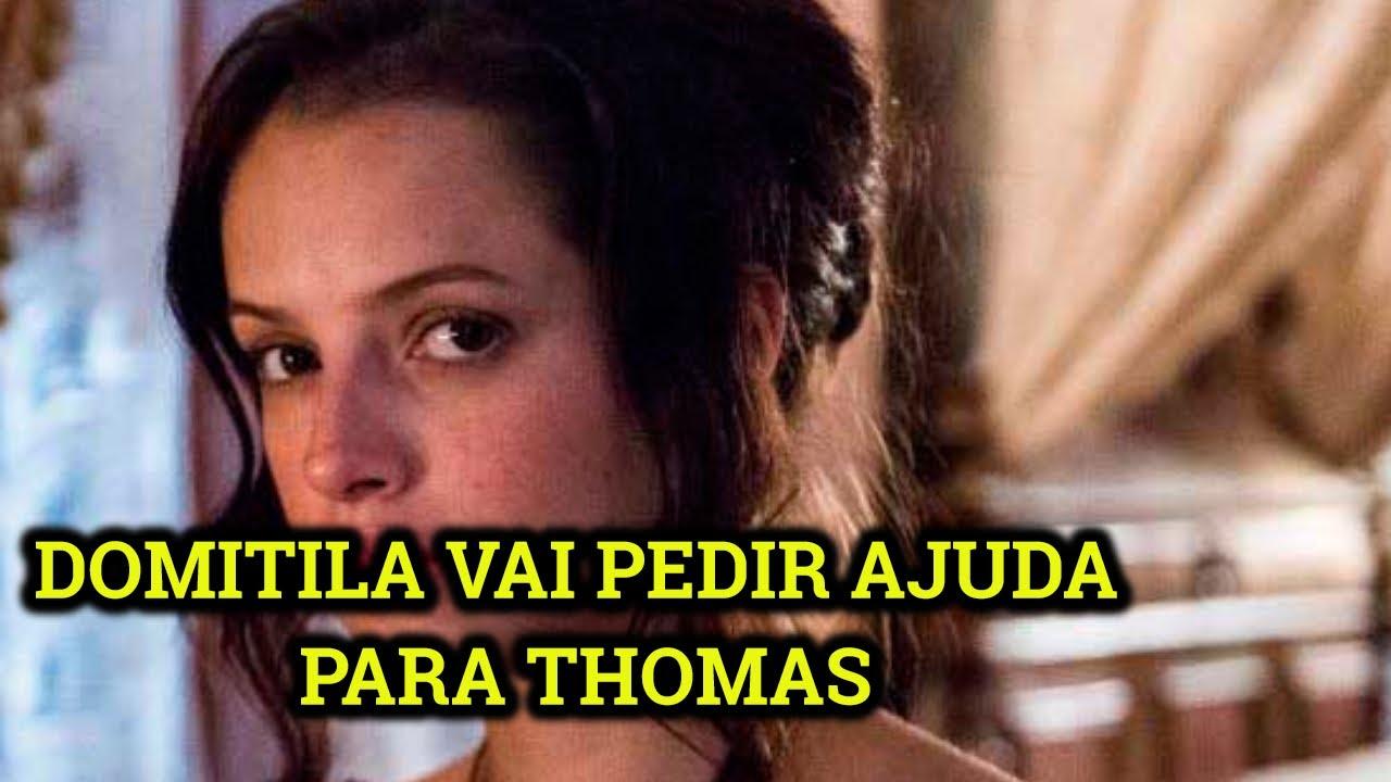 Domitila vai Pedir Ajuda para Thomas