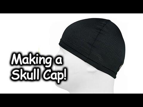 Making a Skull Cap DIY - YouTube c925eb679a7