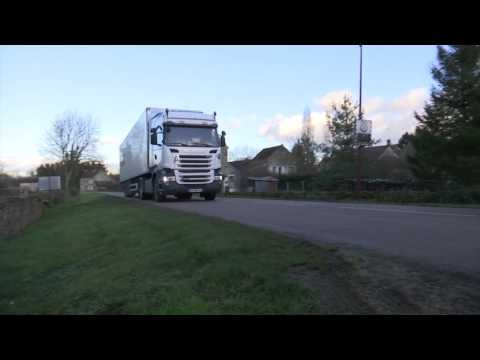 Scania Financial Services, customer testimonial film