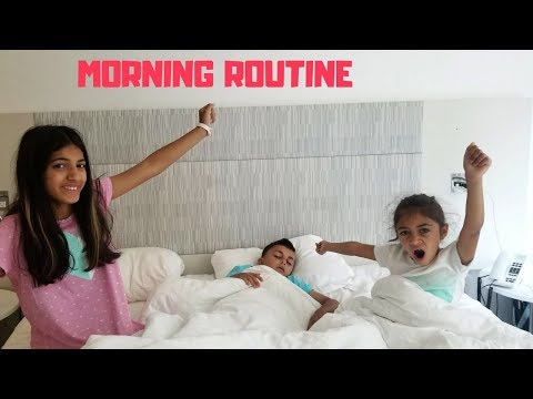 Morning Routine on