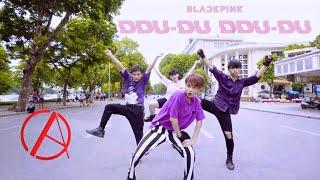 [KPOP IN PUBLIC CHALLENGE] BLACKPINK (블랙핑크) - '뚜두뚜두 (DDU-DU DDU-DU)' DANCE COVER by C.A.C Vietnam