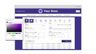Rapnet's instant inventory lets you showcase over one million diamonds on your online store, without the cost of owning them. feature a live feed rapnet's...