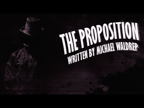 THE PROPOSITION | Halloween Scary Stories + Creepypastas | Chilling Tales for Dark Nights