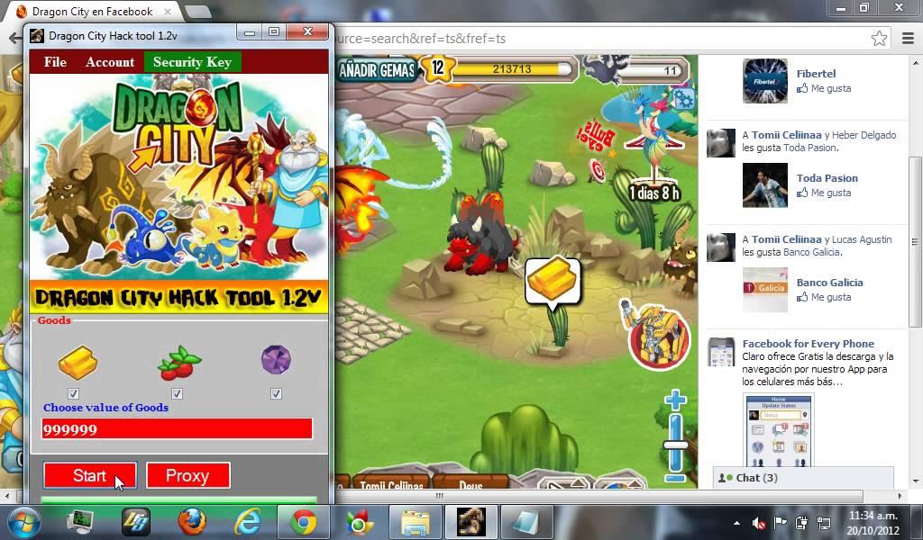 Dragon City Hack Mobile Games Hack t