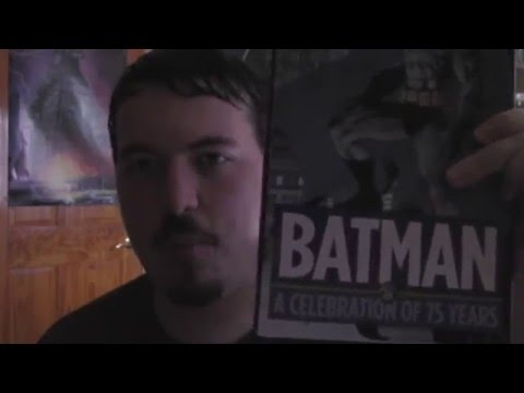 Batman: A Celebration of 75 Years by Various Authors(Book Review)