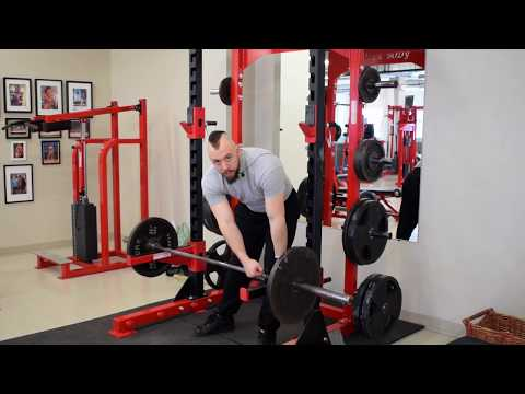 Why I Do Snatch Grip Power Shrugs Over Above The Knee Rack Pulls For