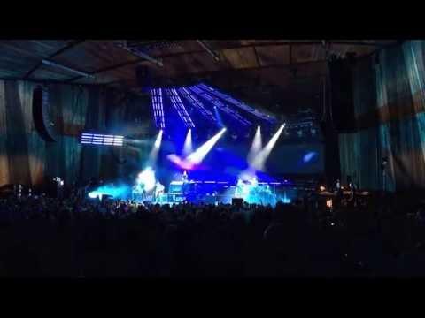 Cop Car - Keith Urban live blossom music center 7-15-2016