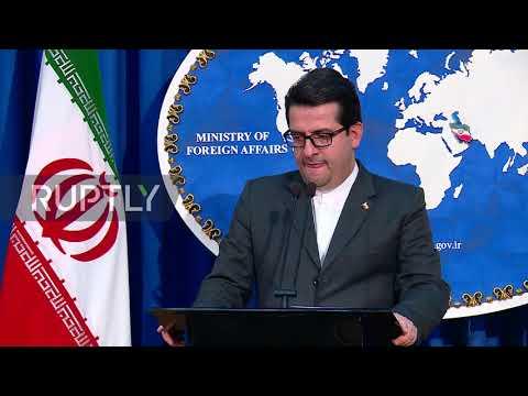 Iran: Tehran vows retaliation in case US takes actions against Venezuela-bound oil tankers