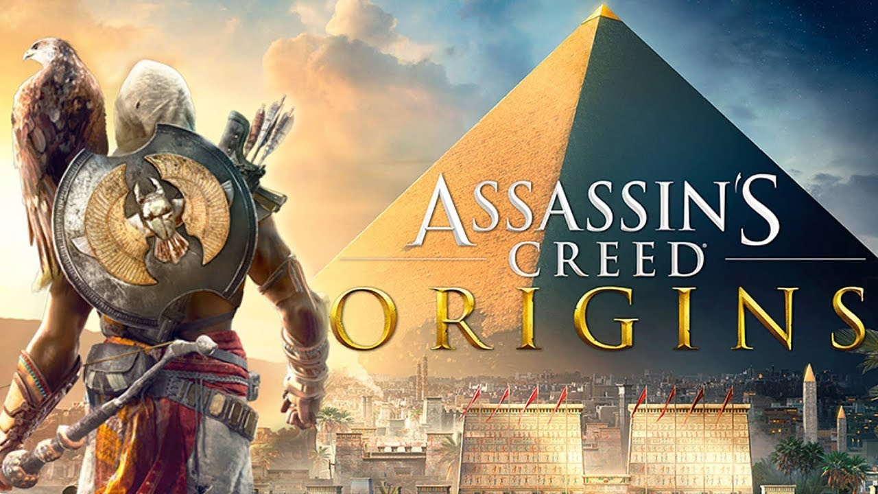 Assassin's Creed: Origins - ПЕРВЫЕ 30 МИНУТ ИГРЫ! - YouTube