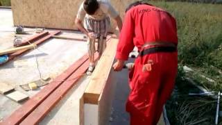 Каркасный дом своими руками видео(Оказывается построить каркасный дом не так и сложно, для этого нужны материалы, навыки и 5 мужчин. О там как..., 2013-10-07T11:34:26.000Z)