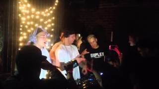 Getter and Protohype b2b @ Space Yacht