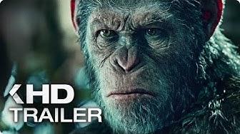 PLANET DER AFFEN 3: Survival Trailer 2 German Deutsch (2017)