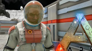 Ark Survival Evolved - Ark Moon Survival, Moon Rovers and Space Mining (Ark Modded Gameplay)