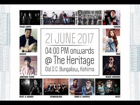 World Music Day Kohima 2017