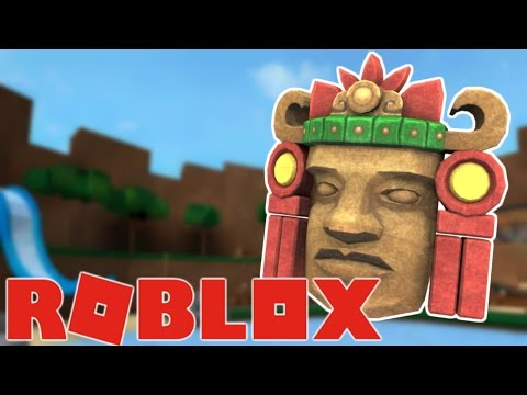 How to get the Olmec Mask | Roblox [GLITCH???]