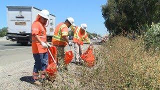 Motorists Can Help Prevent Litter - Caltrans News Flash #165 thumbnail