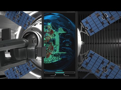 Inside Orion: Space Capsule Crew Systems