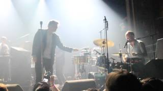 "LCD SOUNDSYSTEM ""Get Innocuous"" @ Webster Hall March 27, 2016"