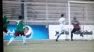 All goals from Wehdat   RAMTHA SC 3-1 (0-0) Jordan CUP 4.08.2014