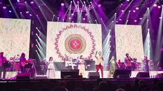 A.R. Rahman Live in Toronto! Saarattu Vandiyila! Haricharan!