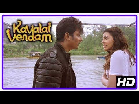 Kavalai Vendam Movie Scenes | Jiiva...