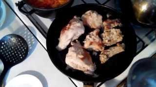 ГОТОВИМ МЯСО ИЗ КРОЛИКА| рецепт приготовления кролика(Как приготовить мясо из кролика Делитесь этим видео: https://www.youtube.com/watch?v=GT8JqG9GYQQ Возможно вы набрали: как готов..., 2015-08-21T15:48:29.000Z)