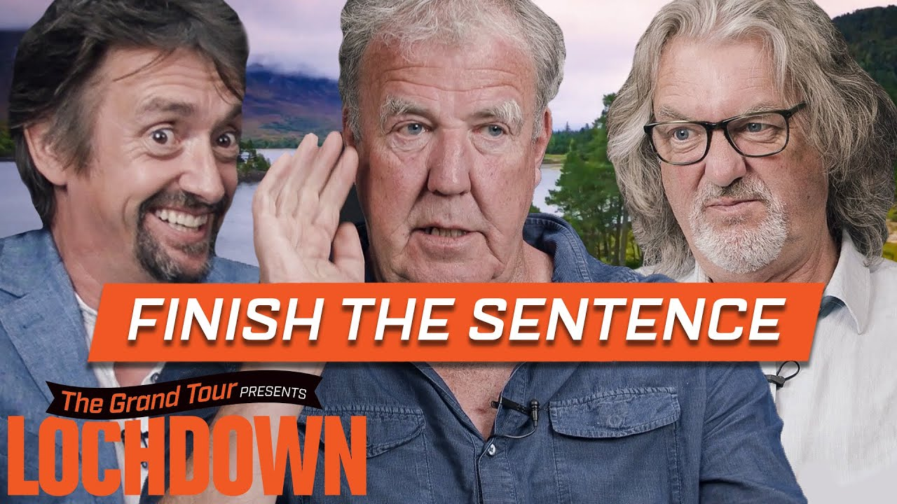 """""""The Worst Thing James May Cooked Whilst Filming Was..."""" 