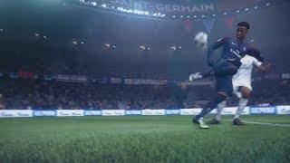 FIFA 19 ALL NEW SKILL MOVES GAMEPLAY E3 2018 W/ NEYMAR VS RONALDO HD