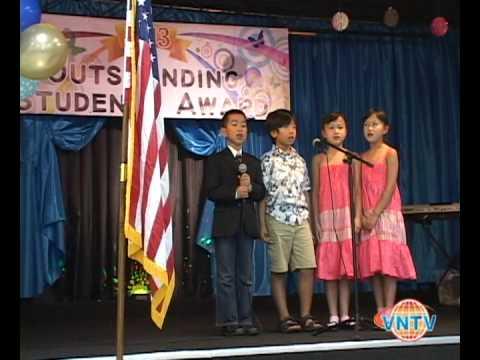 Lễ Tuyên Dương & Phát Thưởng Học Sinh Xuất Sắc 2013