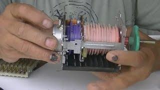 Como Reparar un Programador o Timmer de Lavadora--Como Timmer consertar uma máquina de lavar