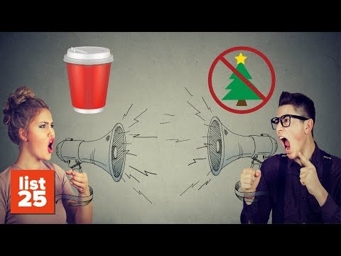 Ridiculous Christmas Controversies That Actually Happened #LISTMAS Mp3