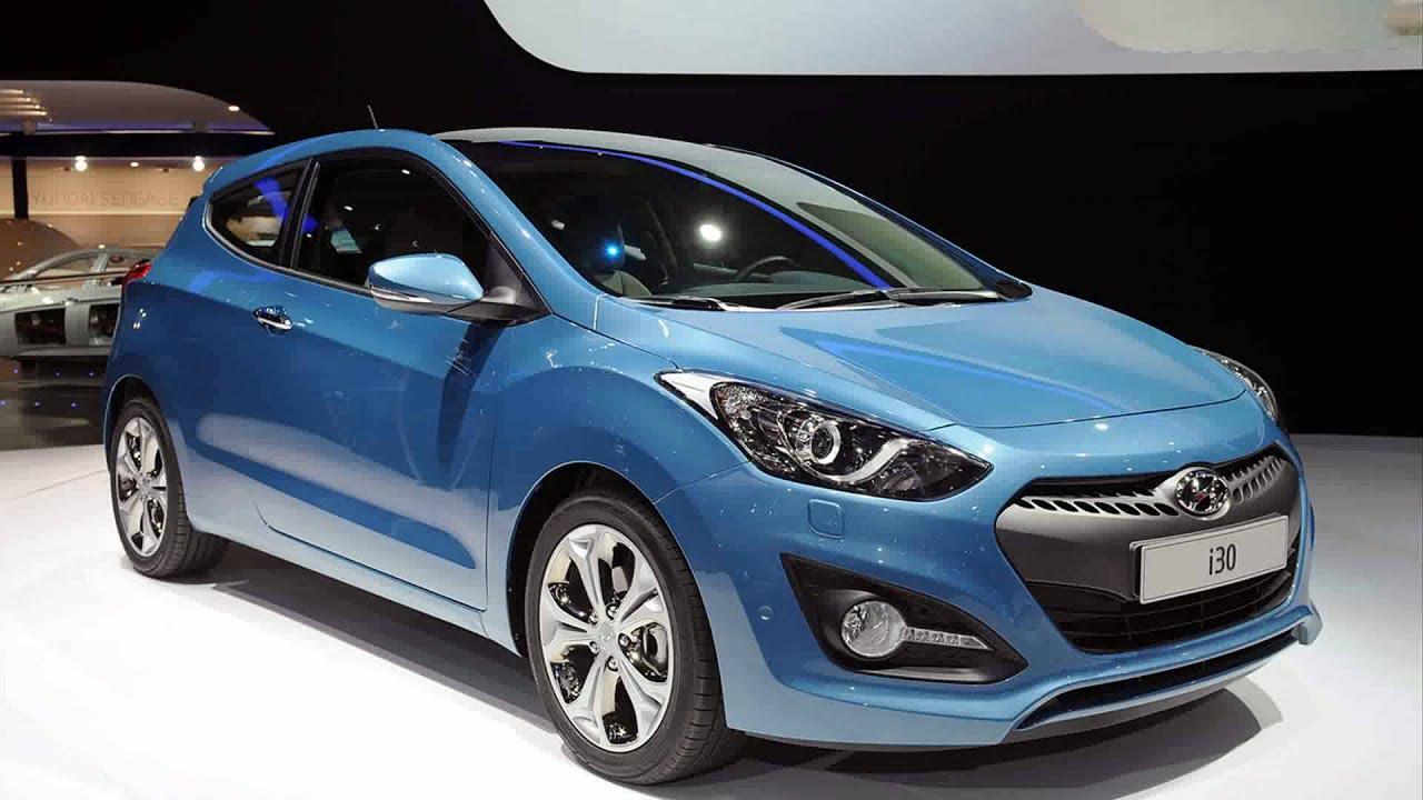 hyundai i30 2015 model new car - YouTube