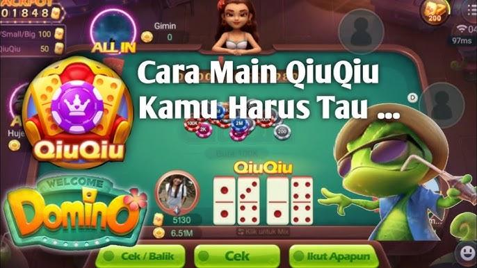 Trick Menang Qiuqiu Higgs Domino Island Cara Main Qiuqiu Youtube