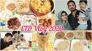 EID Vlog 2020 During Lockdown with family in Tamil ~ EID MUBARAK ~ Not a Typical EID Day Celebration