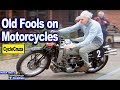 OLD FOOLS On Motorcycles | MotoVlog