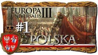 Zagrajmy w Europa Universalis 3 :Budujemy Imperium Polskie Cz.#1