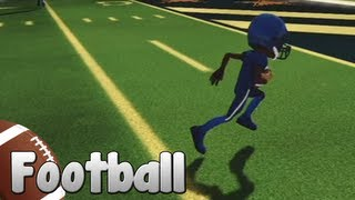 Sports Connection Wii U Gameplay - Football