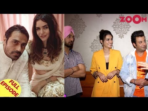Arjun Rampal and Gabriella blessed with a baby boy | Arjun Patiala cast exclusive interview and more